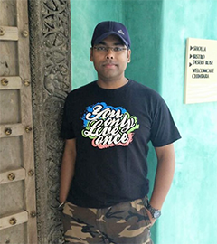 Nikhil Madan - Co-founder