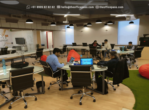 Coworking in India - The Office Pass