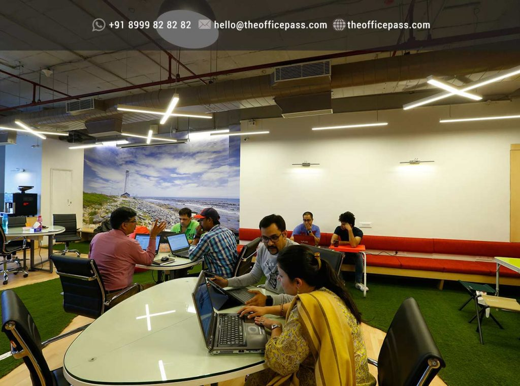 The Office Pass - Work from Coworking Space in Gurgaon