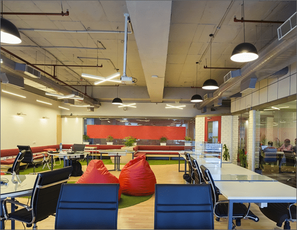 Working with Coworking Office Space