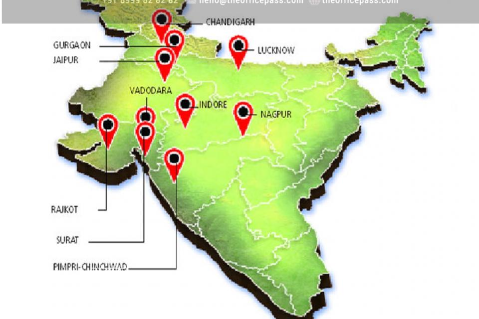 Coworking in tier 2 cities in India