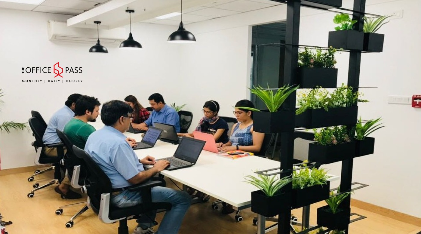 The Office Pass, Coworking office, HUDA City Center Gurgaon