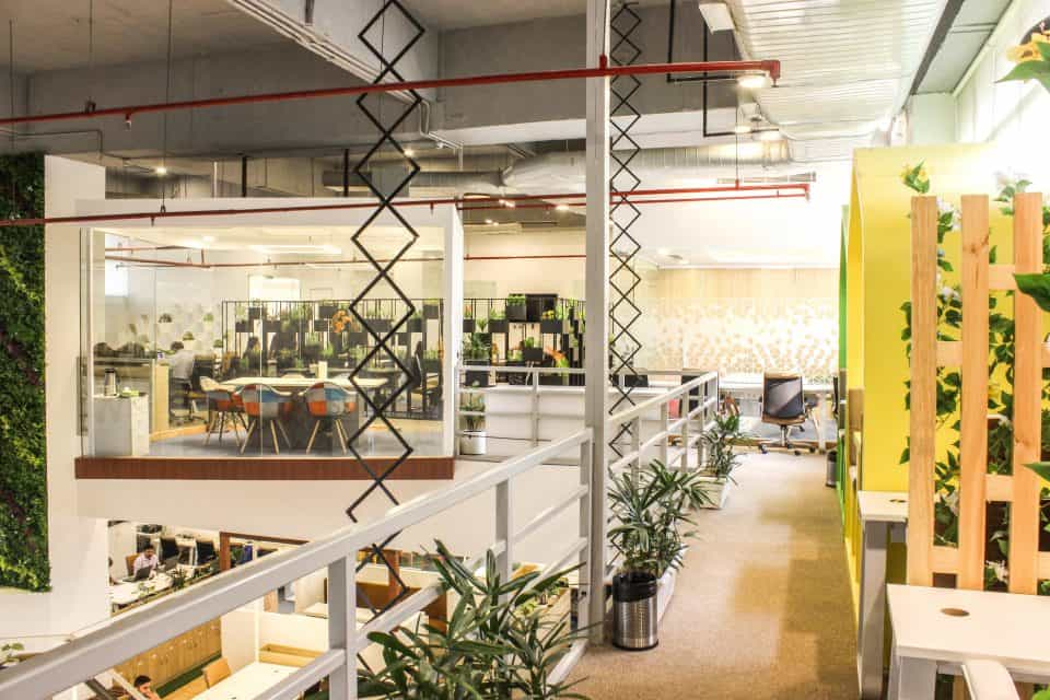 Coworking Space in Cybercity
