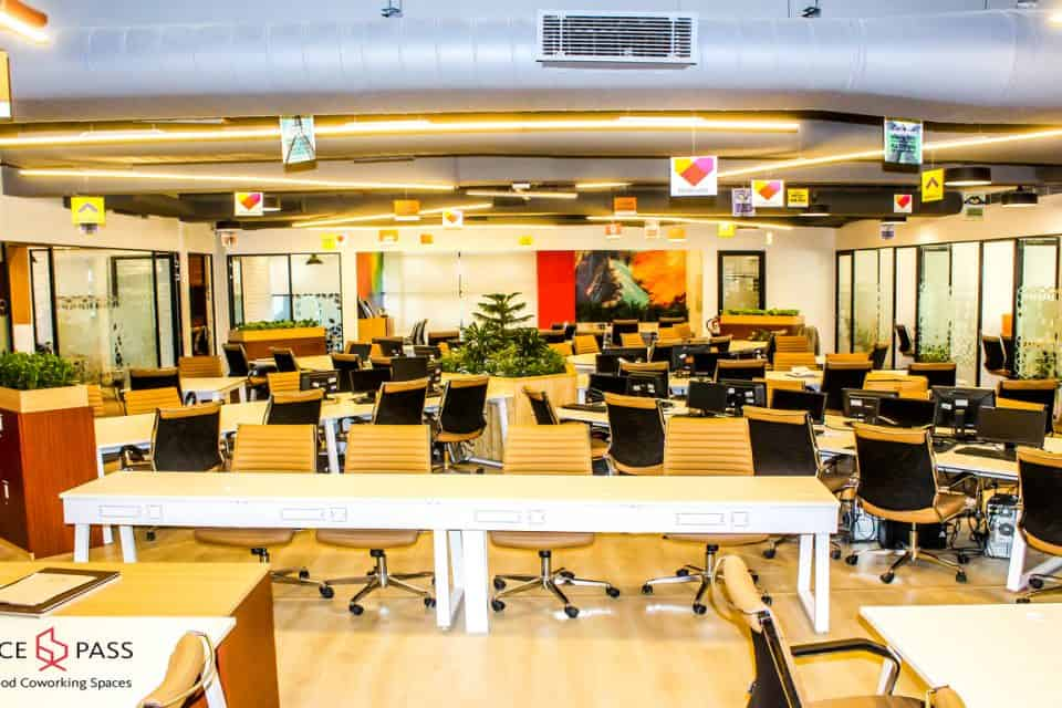 What is a Coworking Space or Shared Office Space?