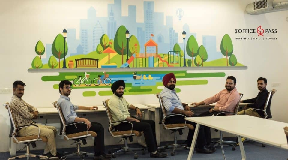 Coworking Space in Cyber city Gurgaon