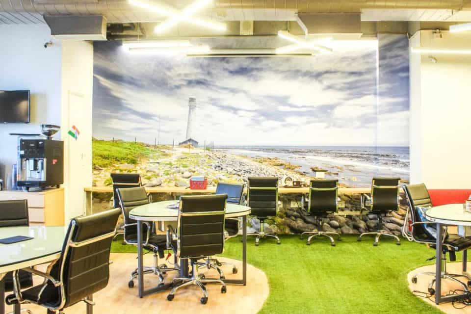 SUCCESSFUL COMPANIES THAT STARTED IN COWORKING SPACES