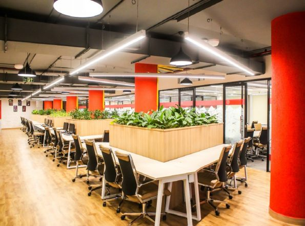 The trend of Flexible Coworking or Shared Office Space