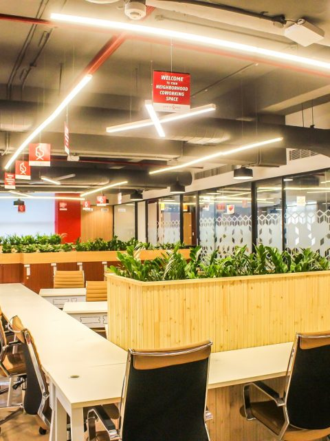 5 Best Locations for a Coworking Space in Noida