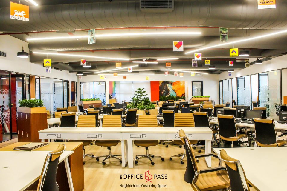 Grow your business fast with Coworking Spaces