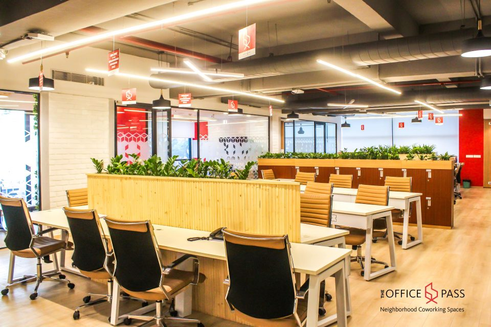 Coworking Office Space in Sector 4 Noida