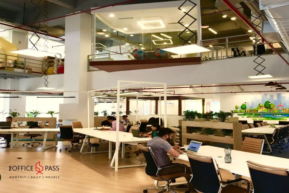 Cyber City Gurgaon Coworking Office Spaces
