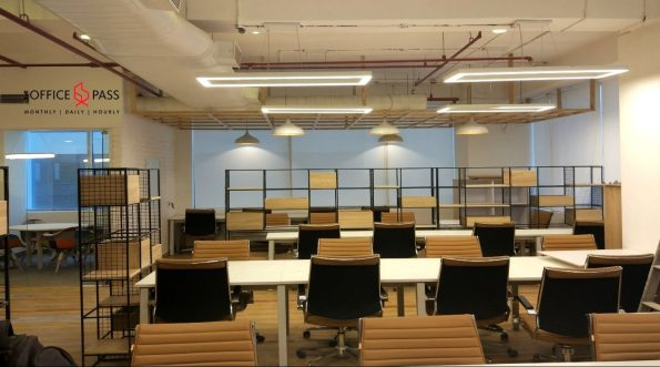 DLF Corporate Greens Coworking Office Spaces