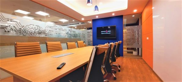 Vatika Towers Managed Office by TOP