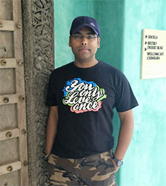 Nikhil Madan, Cofounder, TheOfficePass