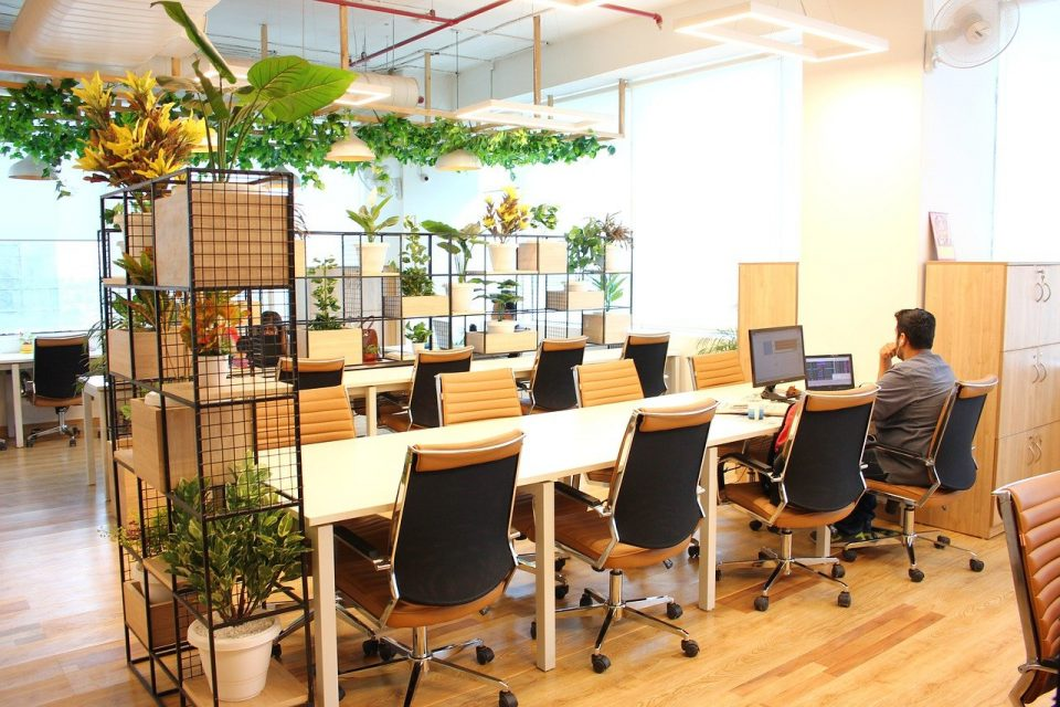 How a shared office helps can help you to grow your business in City